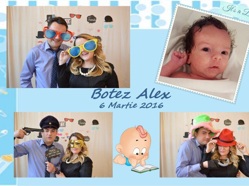 Botez Alex 6.03.2016