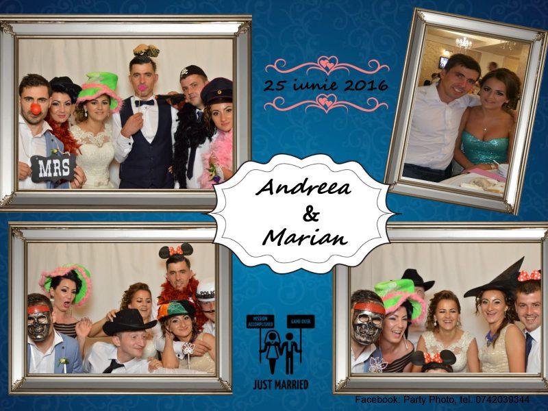 Andreea si Marian 25.06.2016