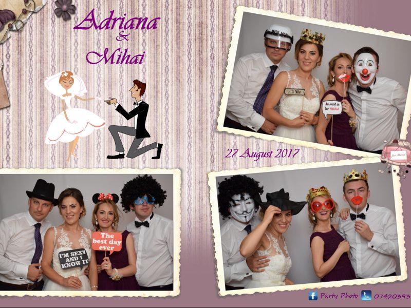 Adriana si Mihai 27.08.2017