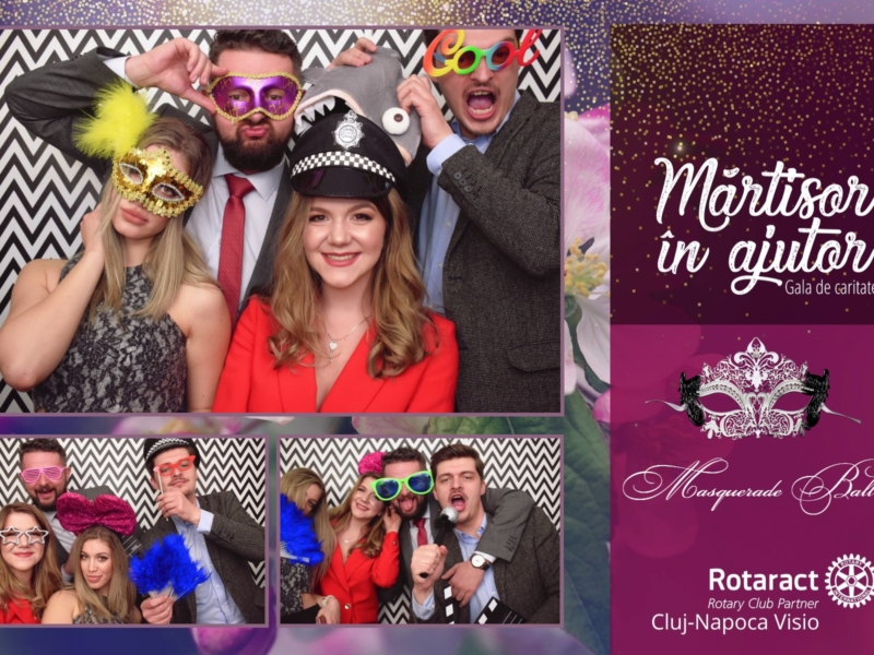 Rotaract Masquerade Ball 2.03.2019