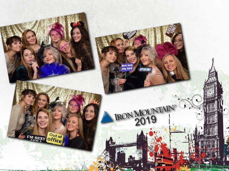 Christmas Party Iron Mountain 13/12/2019
