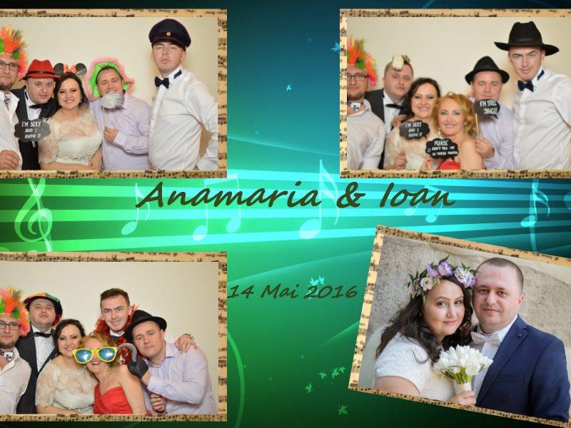 Anamaria si Ioan 14.05.2016