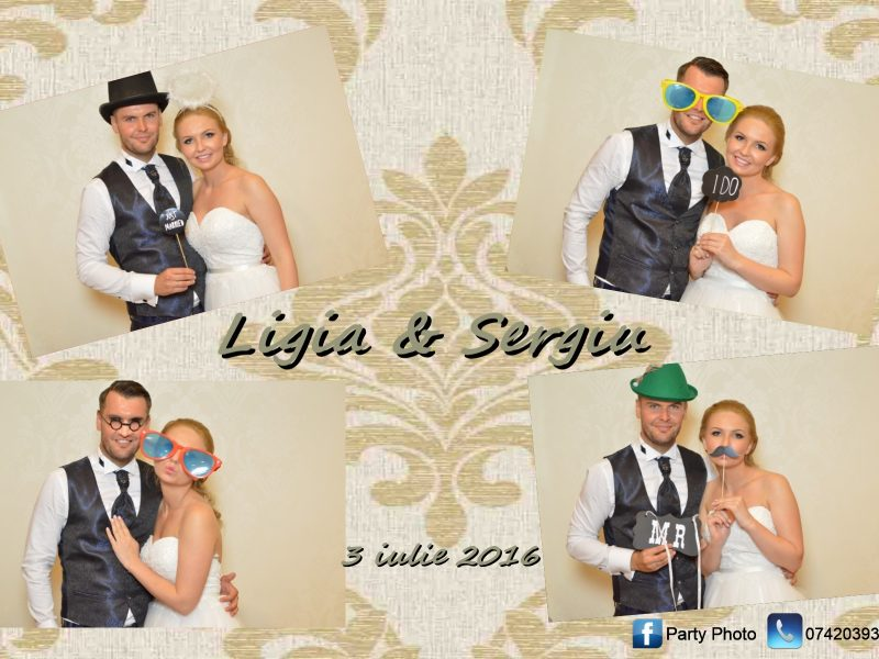 Ligia si Sergiu 3.07.2016