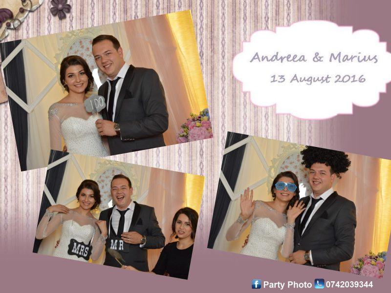 Andreea si Marius 13.08.2016