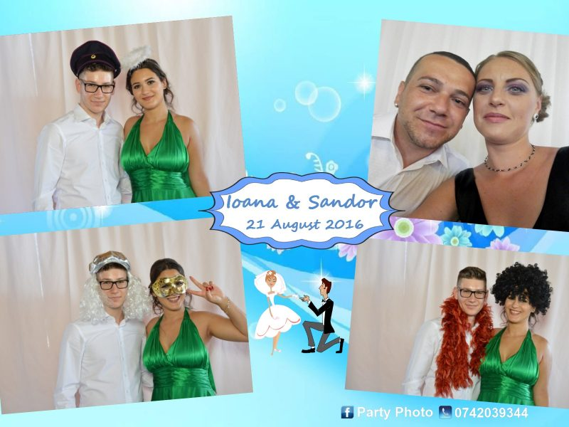 Ioana si Sandor 21.08.2016