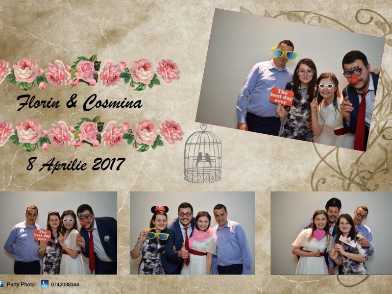 Florin si Cosmina 8.04.2017