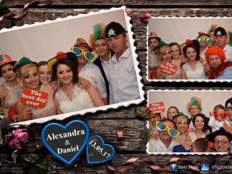 Alexandra si Daniel 13.05.2017