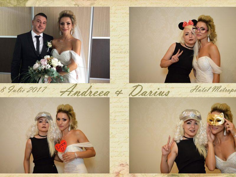 Andreea si Darius 8.07.2017