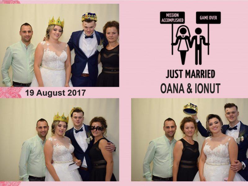 Oana si Ionut 19.08.2017