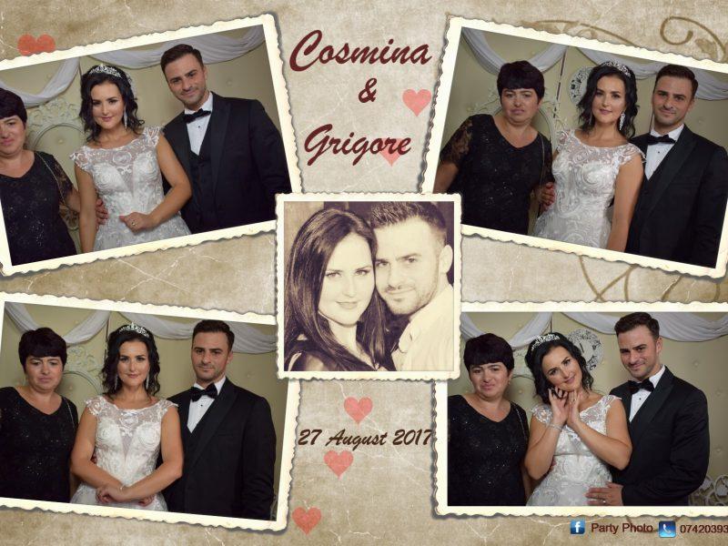 Cosmina si Grigore 27.08.2017