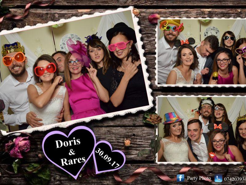 Doris si Rares 30.09.2017