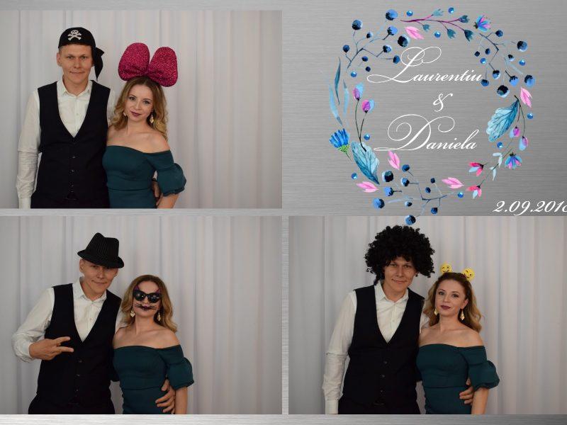 Laurentiu si Daniela 2.09.2018