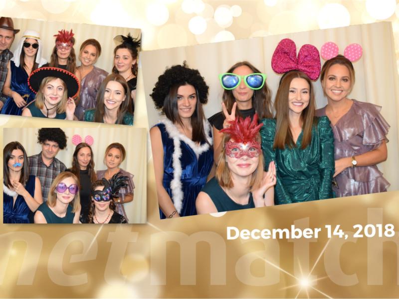 Netmatch 14.12.2018 Christmas Party
