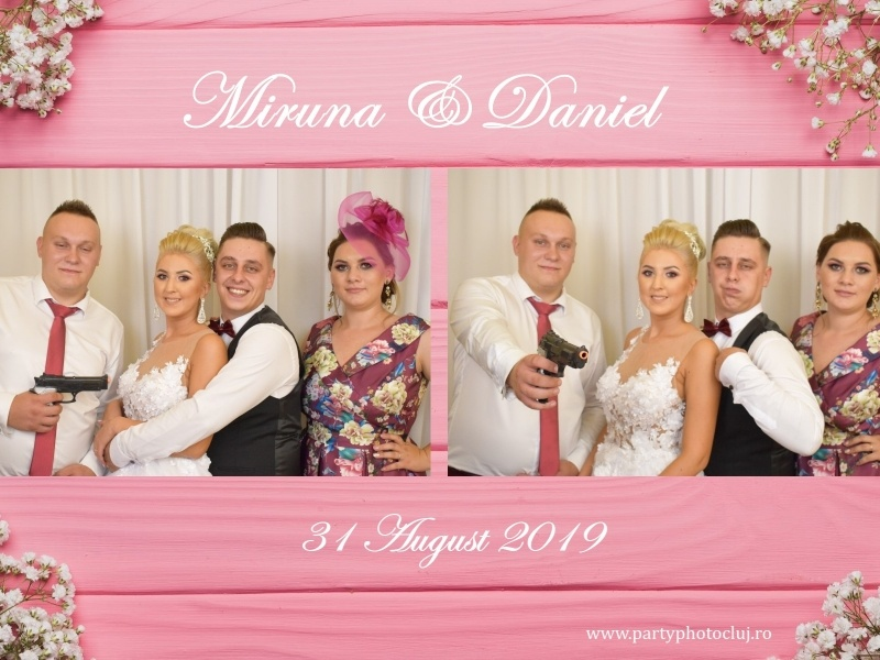 Miruna si Daniel 31.08.2019