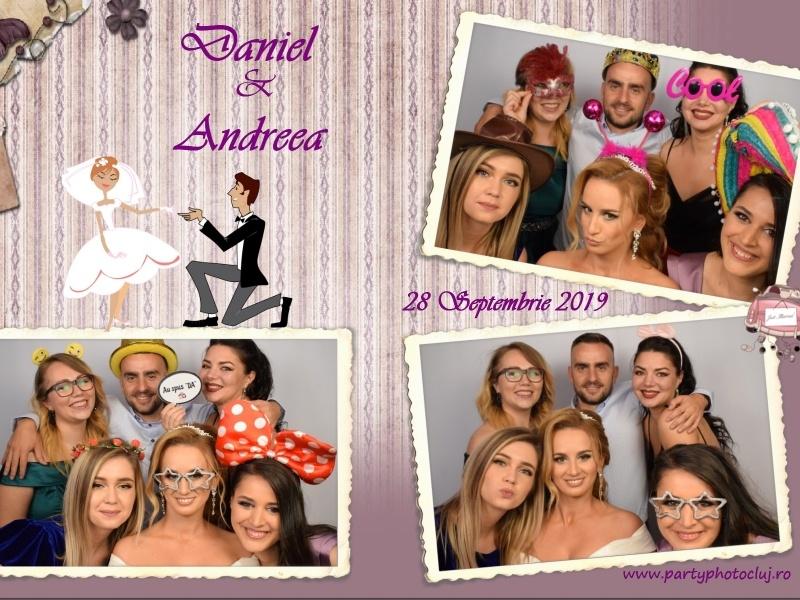 Andreea si Daniel 28.09.2019